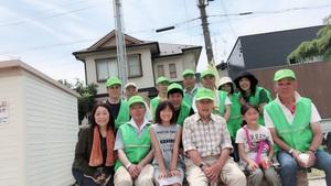 【滋賀咲くブログ】道サポーター活動