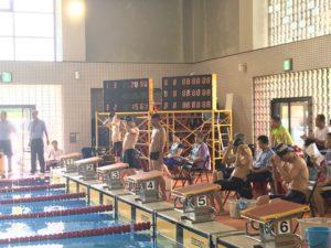 県体競泳V8